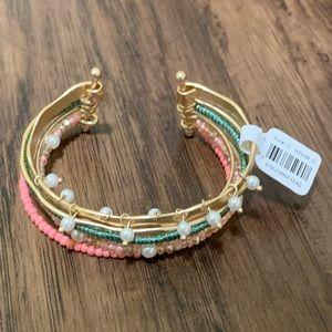 Loft beautiful layered bracelet